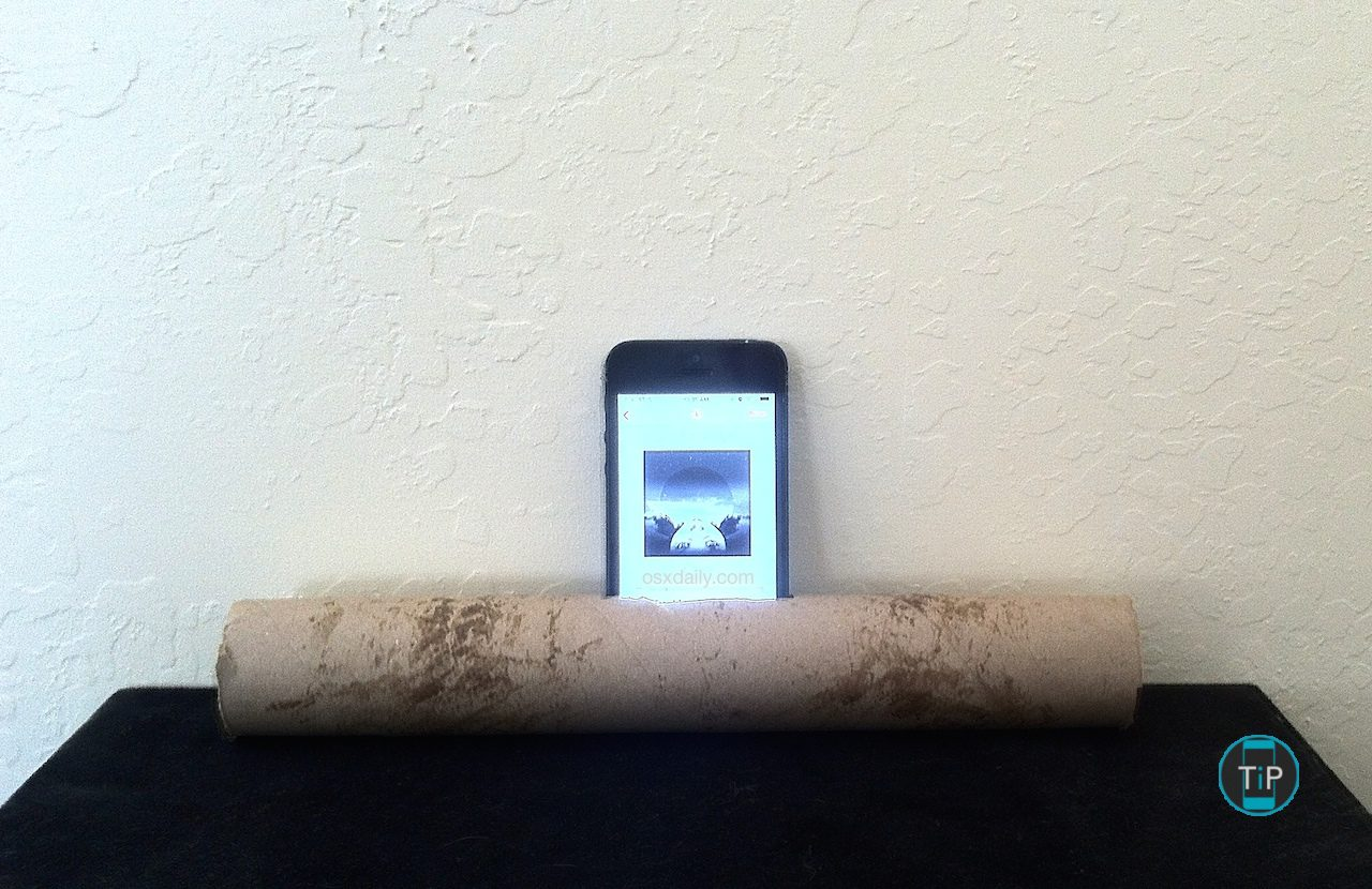 half-assed-DIY-iphone-speakers